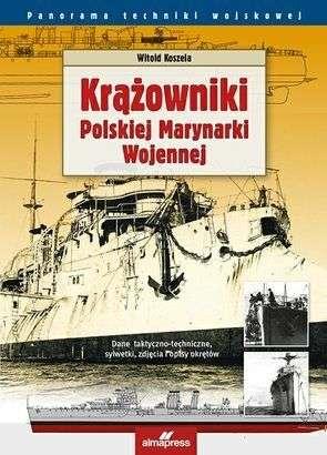 Krazowniki_Polskiej_Marynarki_Wojennej