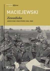 Zawadiaka._Dzienniki_frontowe_1914_1920