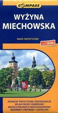 Wyzyna_miechowska._Mapa_turystyczna