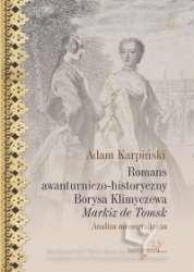 Romans_awanturniczo_historyczny_Borysa_Klimyczewa_Markiz_de_Tomsk._Analiza_monograficzna
