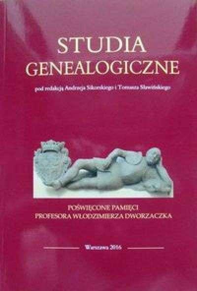 Studia_genealogiczne__t._I_Poswiecone_pamieci_prof._Wlodzimierza_Dworzaczka