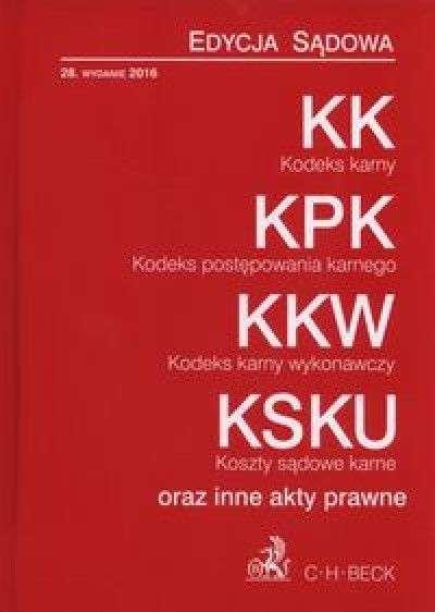 KK__KPK__KKW__KSKU_oraz_inne_akty_prawne._Edycja_sadowa