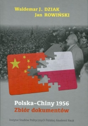Polska_Chiny_1956._Zbior_dokumentow