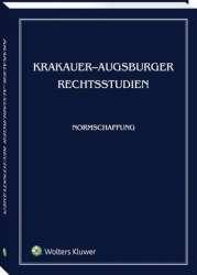 Krakauer_Augsburger_Rechtsstudien._Normschaffung