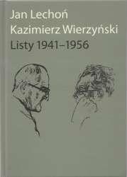 Jan_Lechon_Kazimierz_Wierzynski._Listy_1941_1956