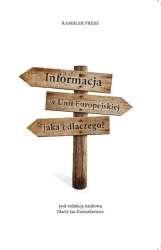 Informacja_w_Unii_Europejskiej._Jaka_i_dlaczego_
