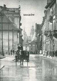 Krakow._Ksiazka_do_pisania