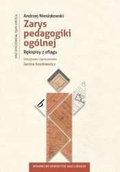 Zarys_pedagogiki_ogolnej._Rekopisy_z_oflagu