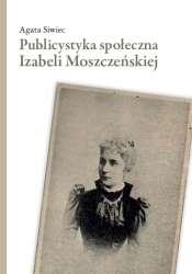 Publicystyka_spoleczna_Izabeli_Moszczenskiej