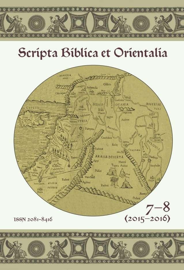 Scripta_Biblica_et_Orientalia_7_8_2015_2016_