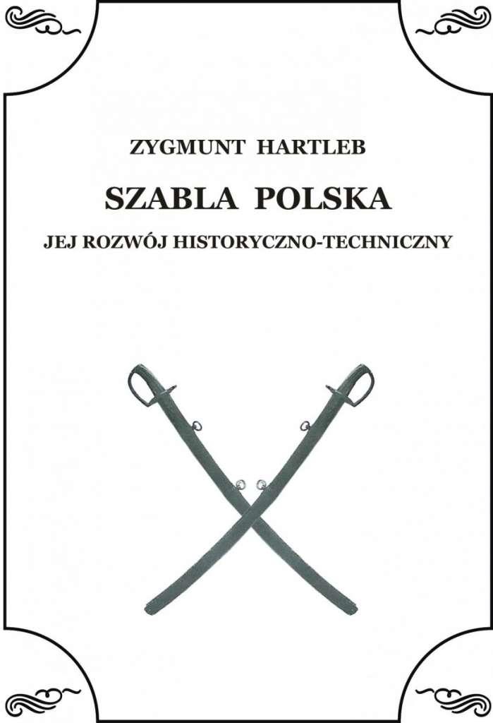 Szabla_polska._Jej_rozwoj_historyczno_techniczny
