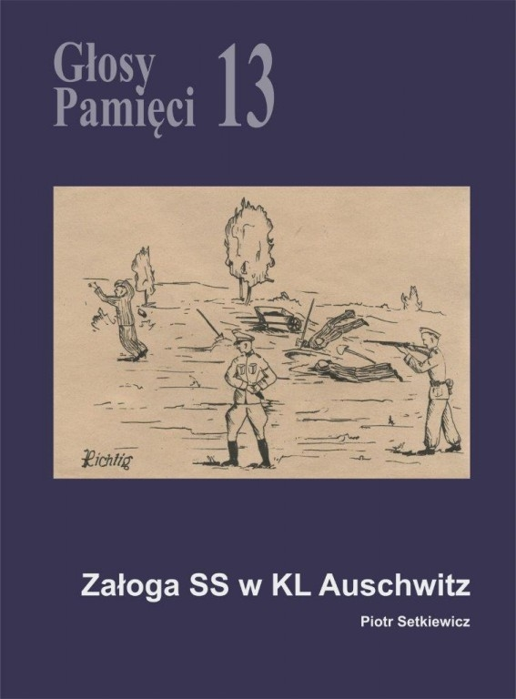 Zaloga_SS_w_KL_Auschwitz