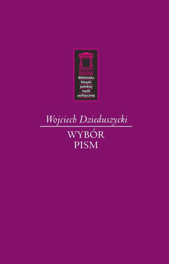Wybor_pism._Wojciech_Dzieduszycki