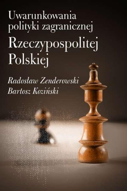 Uwarunkowania_polityki_zagranicznej_Rzeczypospolitej_Polskiej