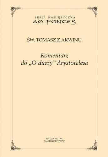 Komentarz_do__O_duszy__Arystotelesa