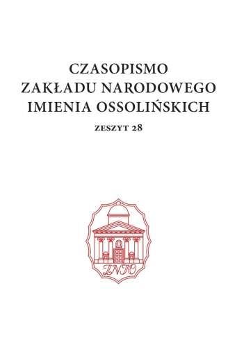 Czasopismo_Zakladu_Narodowego_Imienia_Ossolinskich_z.29