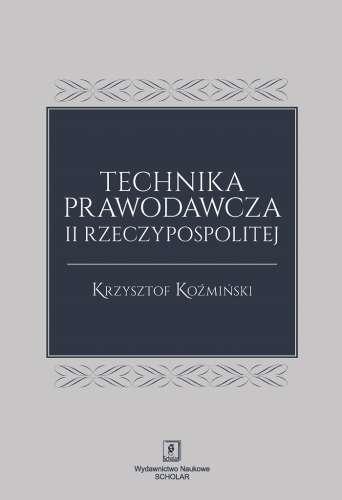 Technika_prawodawcza_II_Rzeczypospolitej