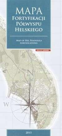 Mapa_fortyfikacji_polwyspu_helskiego