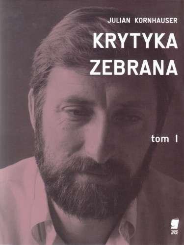 Krytyka_zebrana__t._I