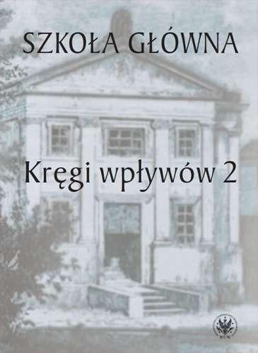 Szkola_glowna._Kregi_wplywow_2