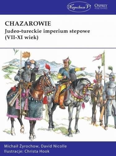 Chazarowie._Judeo_tureckie_imperium_stepowe__VII_XI_wiek_
