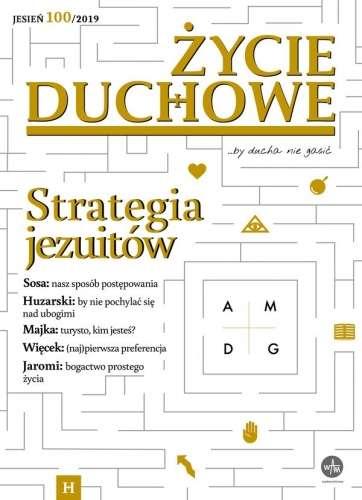 Zycie_duchowe_100_2019._Strategia_jezuitow