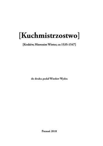 Kuchmistrzostwo._Krakow__Hieronim_Wietor__ca_1535_1547
