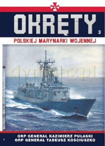 ORP_General_Kazimierz_Pulaski__ORP_General_Tadeusz_Kosciuszko._Okrety_Polskiej_Marynarki_Wojennej