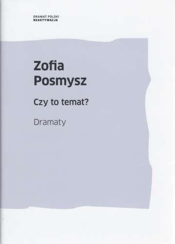 Czy_to_temat__Dramaty