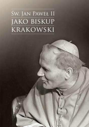 Sw._Jan_Pawel_II_jako_biskup_krakowski