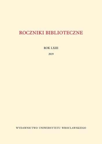 Roczniki_biblioteczne__R._LXIII_2019