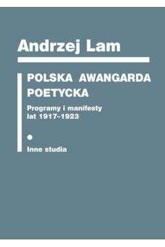 Polska_awangarda_poetycka._Programy_i_manifesty_lat_1917_1923._Inne_studia