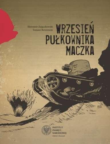Wrzesien_pulkownika_Maczka._Komiks