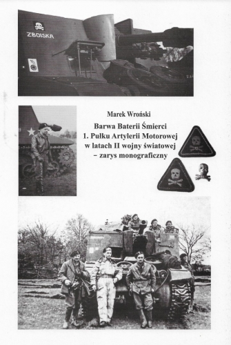 Barwa_Baterii_Smierci_1._Pulku_Artylerii_Motorowej_w_latach_II_wojny_swiatowej___zarys_monograficzny