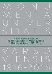 Nauki_humanistyczne_na_Uniwersytecie_Warszawskim._Drugie_stulecie_1915_2016
