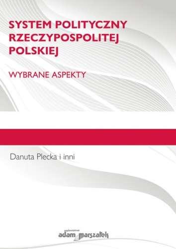System_polityczny_Rzeczypospolitej_Polskiej._Wybrane_aspekty