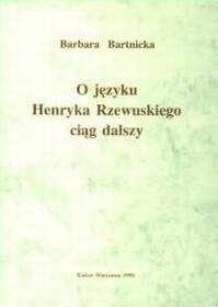 O_jezyku_Henryka_Rzewuskiego_ciag_dalszy