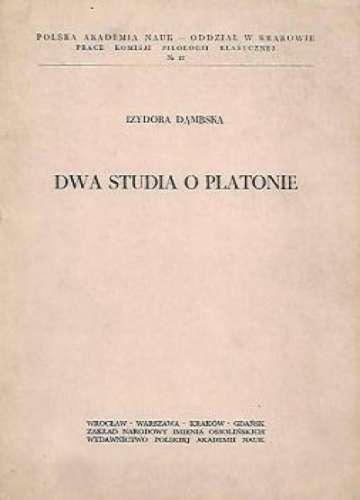 Dwa_studia_o_Platonie