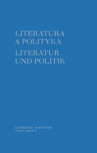 Literatura_a_polityka._Literatur_und_Politik