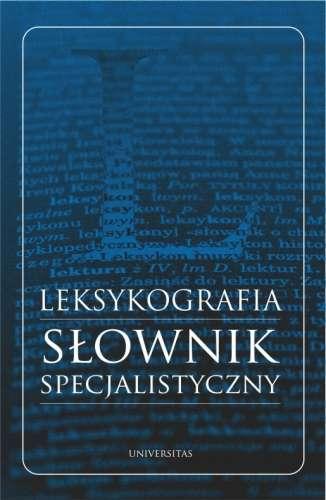 Leksykografia._Slownik_specjalistyczny