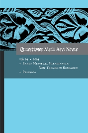 Quaestiones_Medii_Aevi_Novae_2019__24___Early_Medieval_Scandinavia__New_Trends_in_Research
