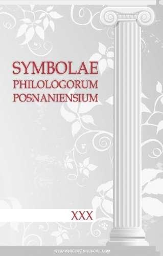 Symbolae_Philologorum_Posnaniensium_XXX