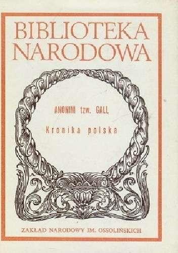 Kronika_polska._Anonim_tzw._Gall