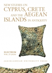 New_Studies_on_Cyprus__Crete_an_the_Aegean_Islands_in_Antiquity._Electrum_vol._27__2020_