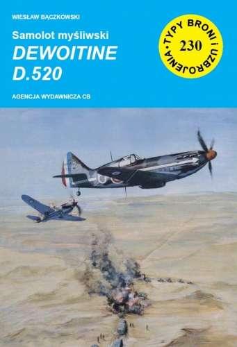 Samolot_mysliwski_Dewoitine_D.520._TBiU_230