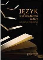 Jezyk_jako_swiadectwo_kultury._Jezyk_kultura_spoleczenstwo_IV