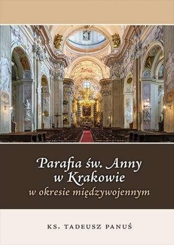 Parafia_sw._Anny_w_Krakowie_w_okresie_miedzywojennym