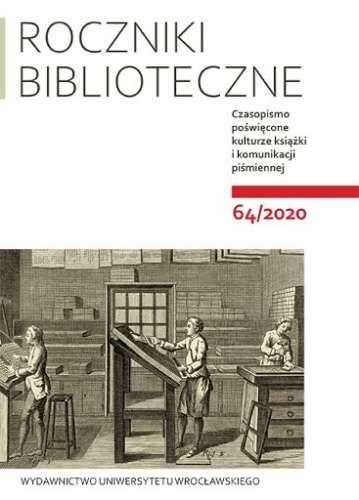 Roczniki_biblioteczne__R._LXIV_2020