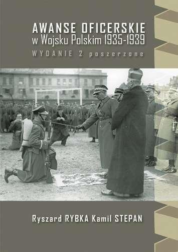 Awanse_oficerskie_w_Wojsku_Polskim_1935_1939._Wydanie_2_poszerzone