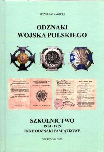 Odznaki_Wojska_Polskiego._Szkolnictwo_1914_1939._Inne_odznaki_pamiatkowe